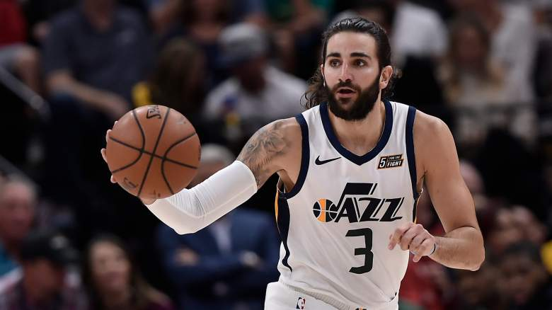 Phoenix Suns roster starting lineup Ricky Rubio signing