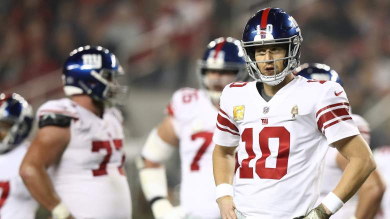 Watch Giants Football Games Without Cable