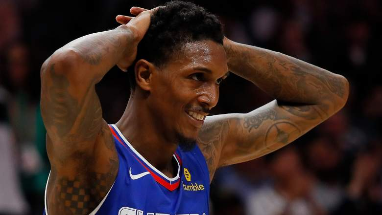 Lou Williams– Los Angeles Clippers vs Atlanta Hawks (Nov. 19, 2018) [Lou Will girlfriend Rece Mitchell break up cheated with Drake]