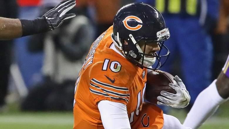 Chicago Bears Quarterback Mitchell Trubisky Fantasy Expectations