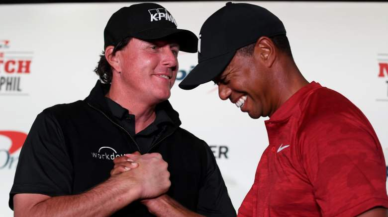 tiger vs. phil ppv cost