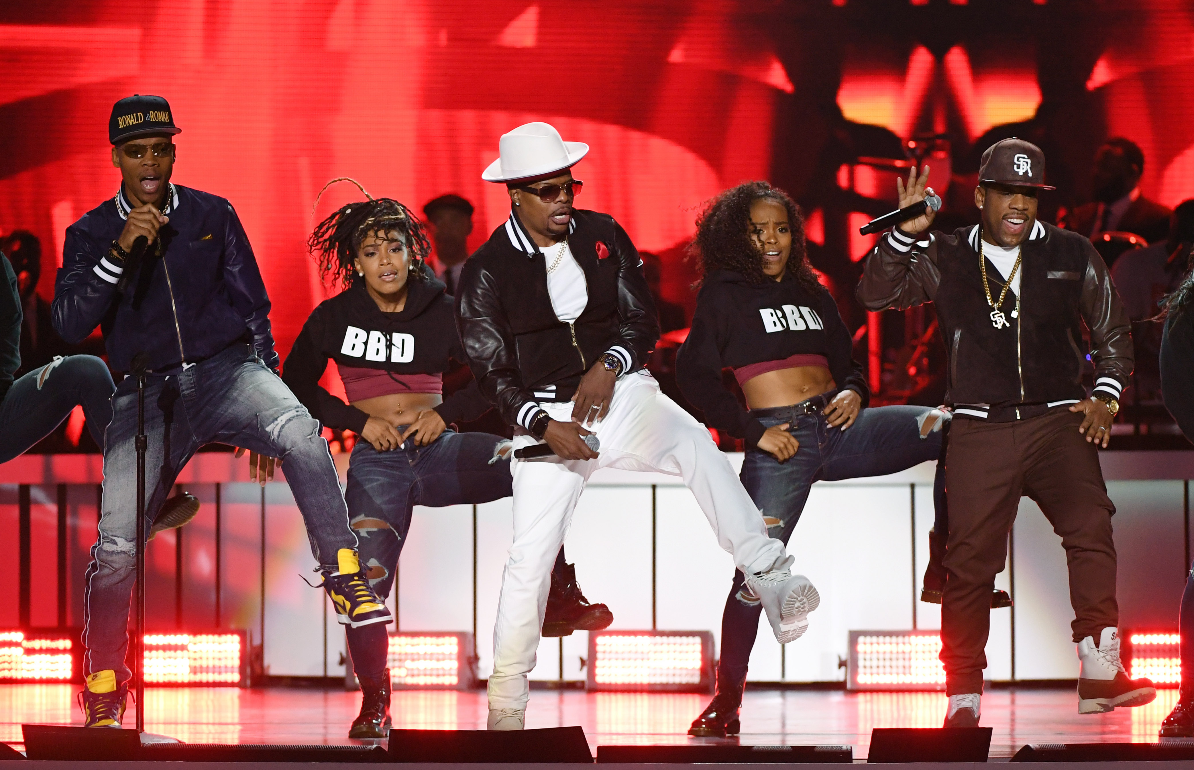 Soul Train Awards 2018 Performers