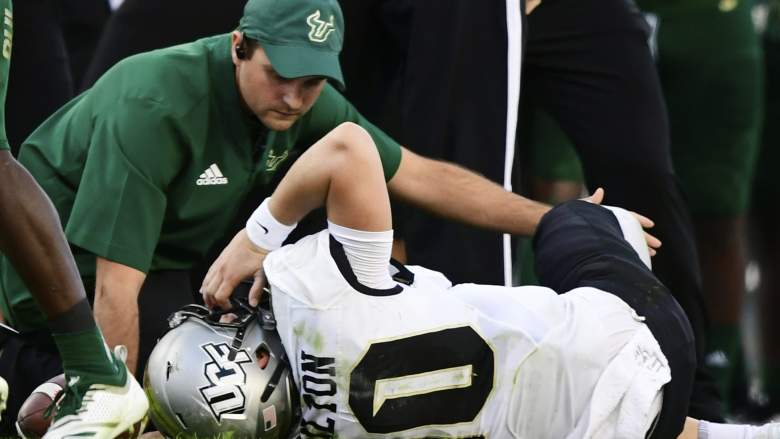 mckenzie milton injury