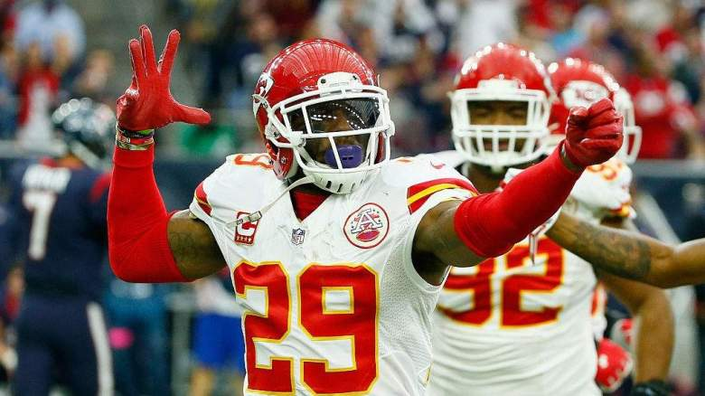 Eric Berry released