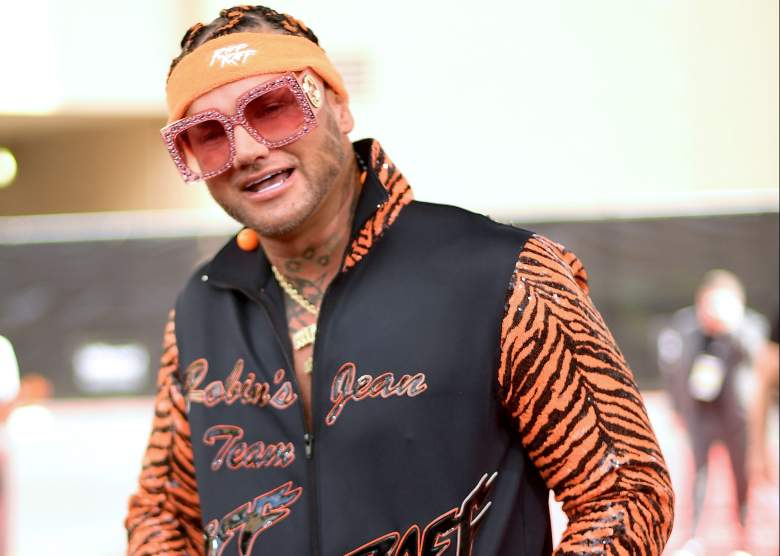Riff Raff at the 2018 Billboard Awards (May 20, 2018) [reveals he's being extorted by escort service]