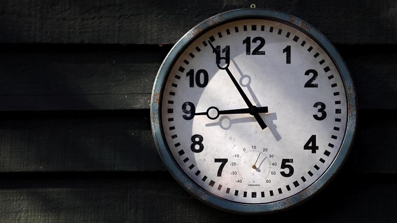 Daylight Saving Time Ends