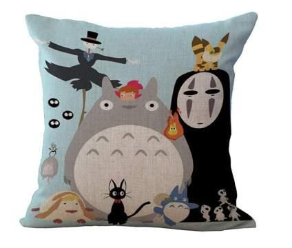 Studio Ghibli Totoro Pillow Cover