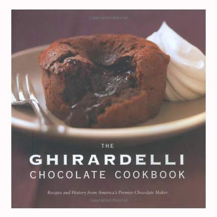 ghirardelli chocolate cookbook