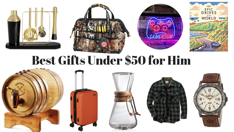 55 Best Gifts Under $50 for Him: The