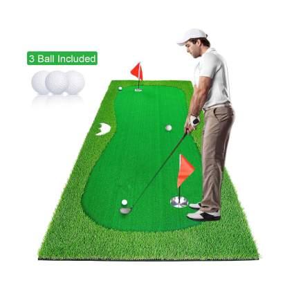 indoor outdoor golf putting green