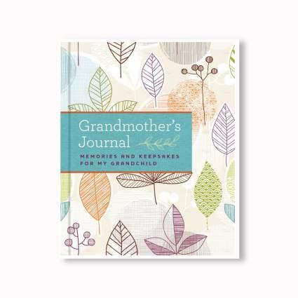 grandmother's memory journal