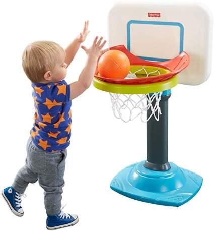 grow to pro basketball set