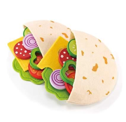 Pita sandwich play set