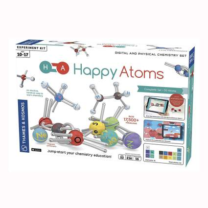 atom modeling and chemistry kit