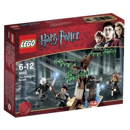Harry Potter The Forbidden Forest LEGO Set