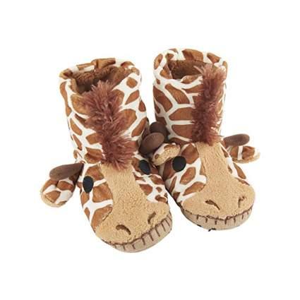 Giraffe face slippers