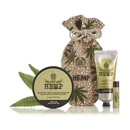 hemp body cream set