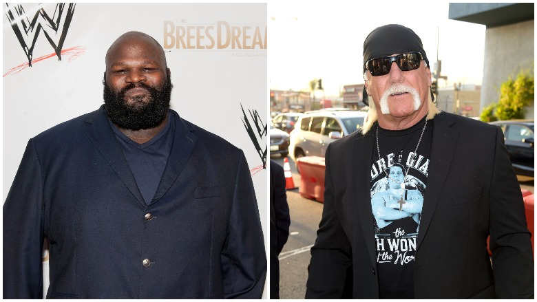Mark Henry and Hulk Hogan