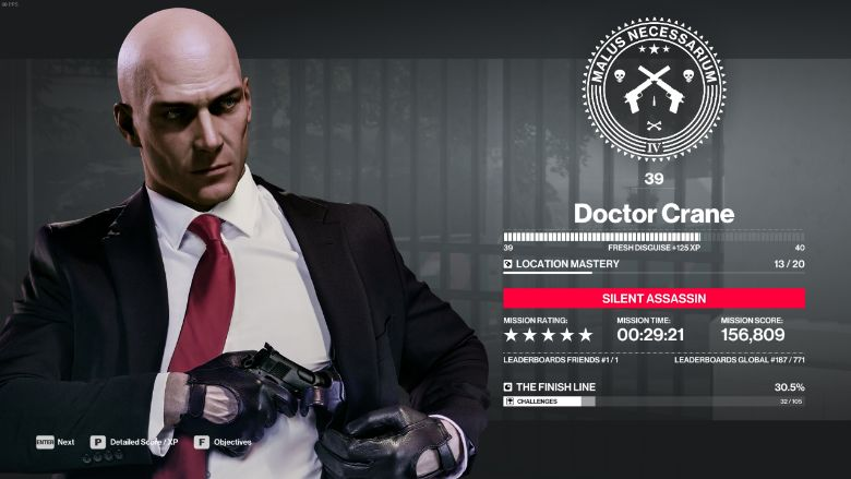 Hitman 2 The Undying Silent Assassin