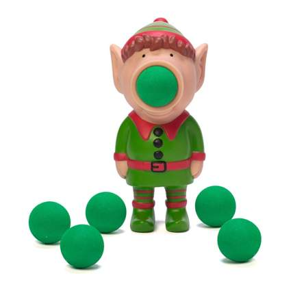 holiday elf popper toy