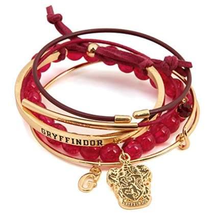 Hogwarts House Themed Bracelet Set