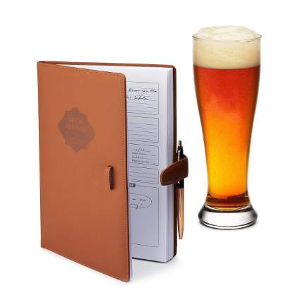 Homebrew Journal for Craft Beer Homebrewers