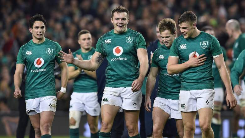 Ireland vs USA Rugby