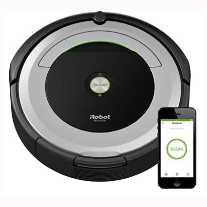 wifi enabled robotic vacuum