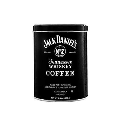 Jack Daniel's Tennessee Whiskey Ground Coffee