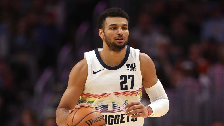Jamal Murray injury Nuggets roster starting lineup