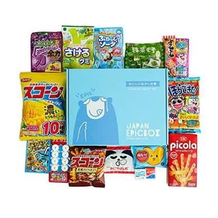 Nook Supply & Co. snack box