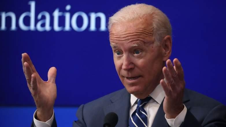 Joe Biden 2020 poll
