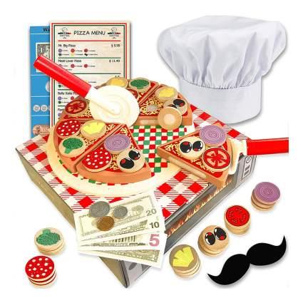 Play pizza set