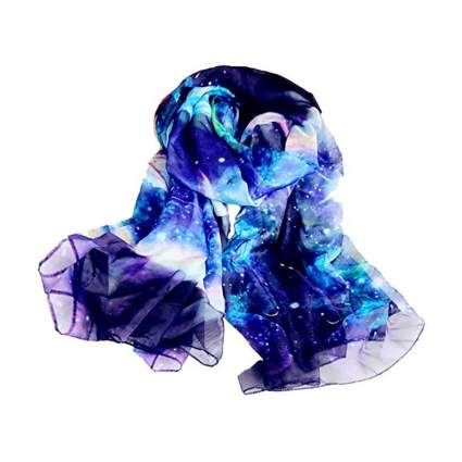 Joyjuly scarf astronomy gifts