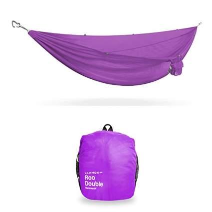 purple double hammock
