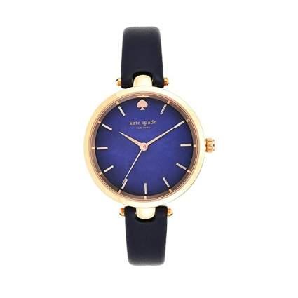 kate spade gold tone women's watch