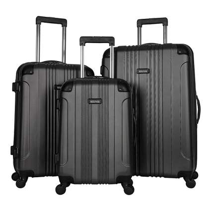 Kenneth Cole Reaction Out Of Bounds 3-Piece Lightweight Hardside 4-Wheel Spinner Luggage