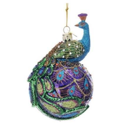 Kurt Adler peacock gifts