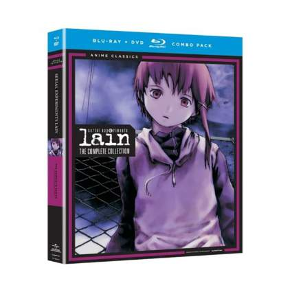 Serial Experiments Lain Blu-ray