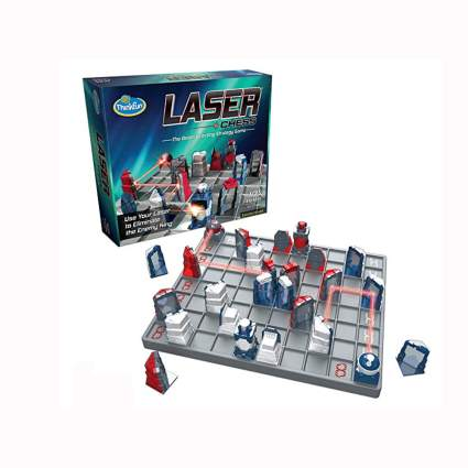 laser chess game