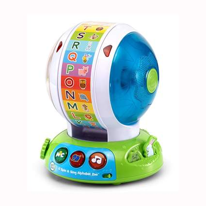 alphabet learning toy