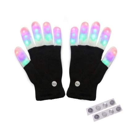 amazer led light gloves