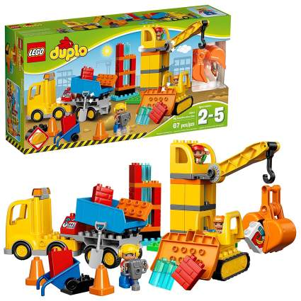 lego duplo town big construction site