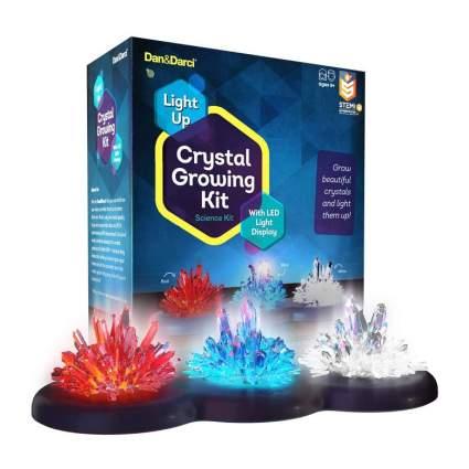Light-up Crystal Growing Kit