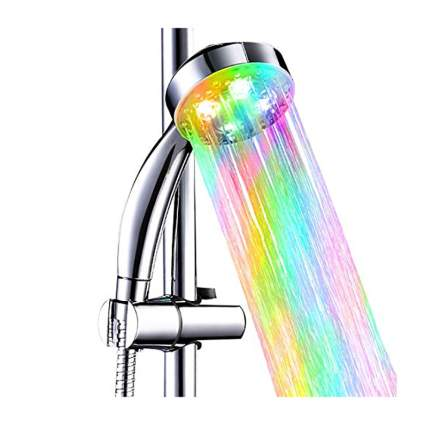 rainbow light shower head