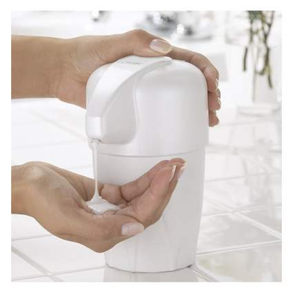lotion warmer and dispenser