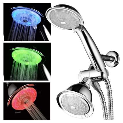 luminex led shower head