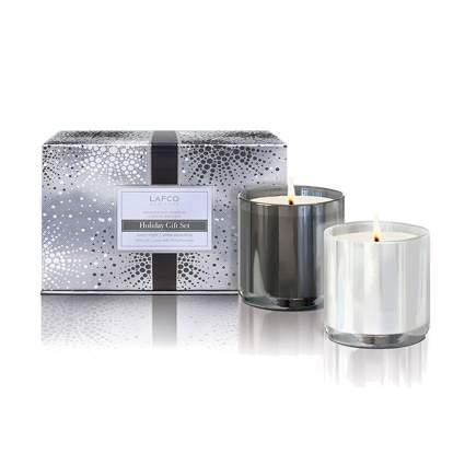 luxury holiday candle set