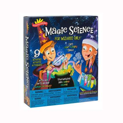 magic and science for wizards kit