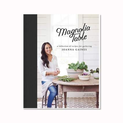 Joanna Gaines Cookbook
